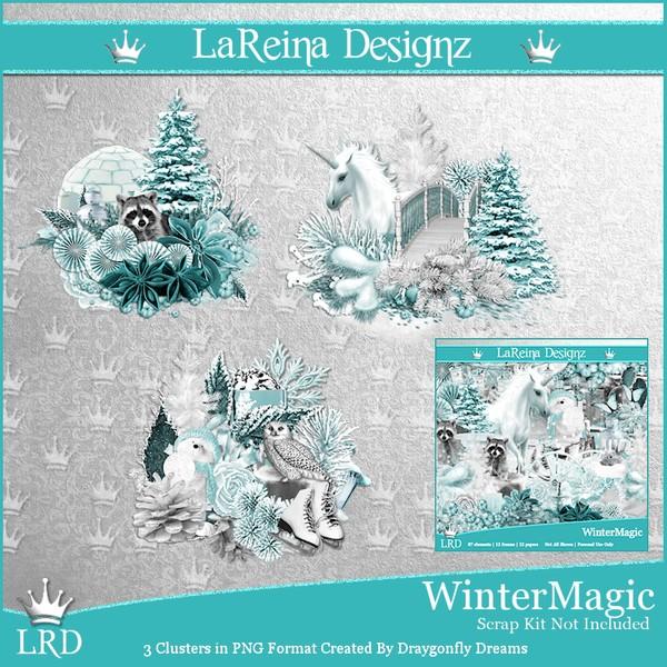 WinterMagic - Clusters