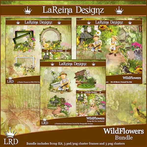 WildFlowers - Bundle