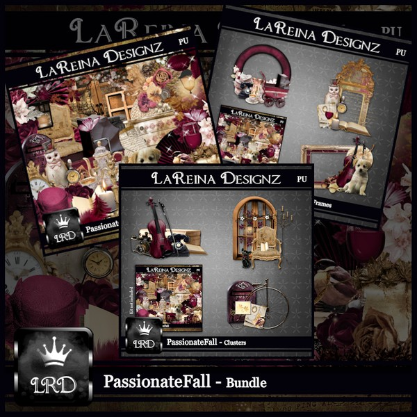 PassionateFall - Bundle