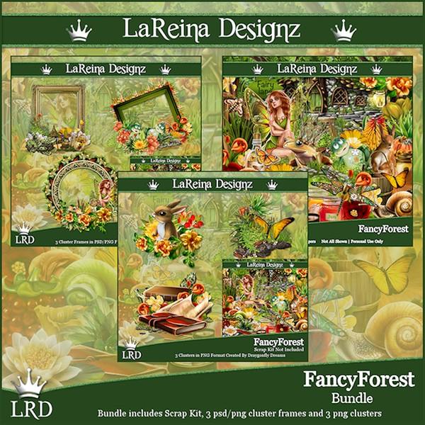 FancyForest - Bundle