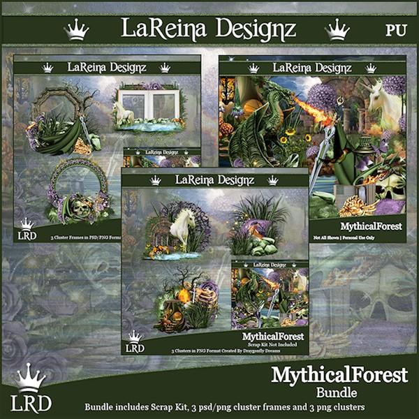 MythicalForest - Bundle