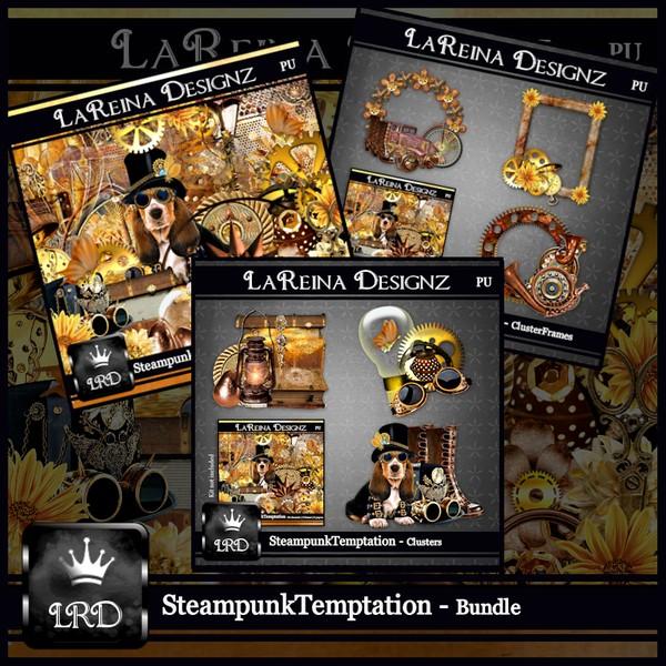 SteampunkTemptation - Bundle