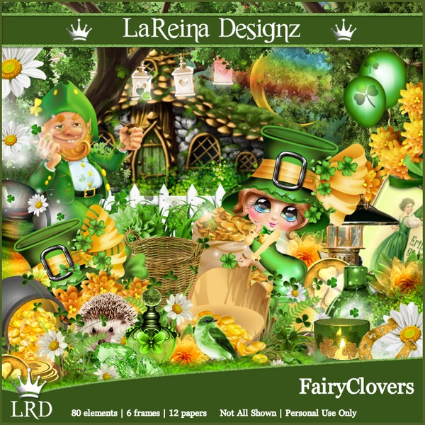 FairyClovers