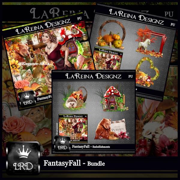 FantasyFall - Bundle