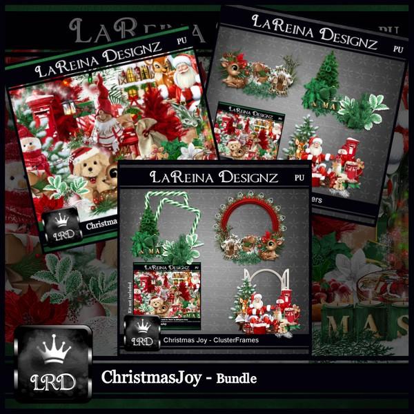ChristmasJoy - Bundle