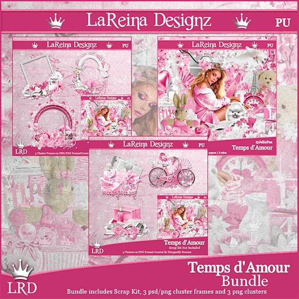 Temps d' Amour - Bundle