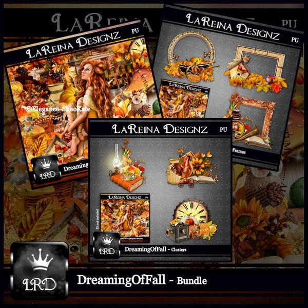DreamingOfFall - Bundle