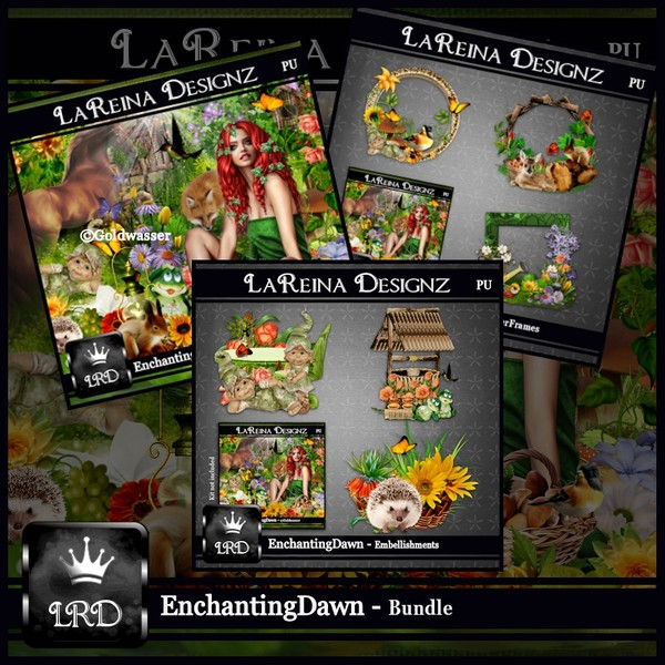 EnchantingDawn - Bundle