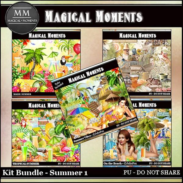 Kit Bundle Summer 1