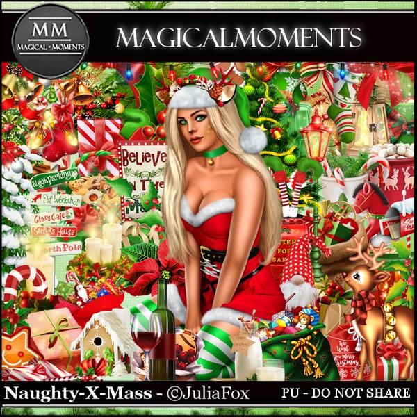 Naughty X-Mass