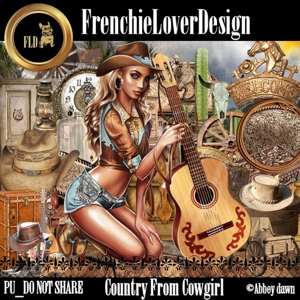 Country From Cowgirl