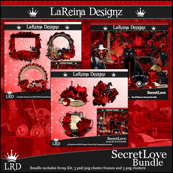 SecretLove - Bundle