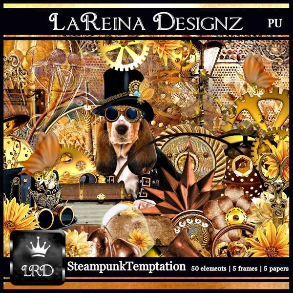 SteampunkTemptation