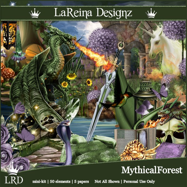 Mythical Forest