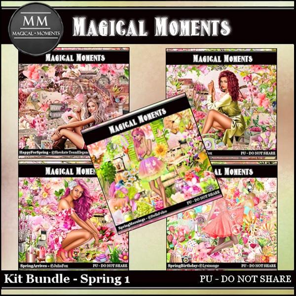 Kit Bundle Spring 1