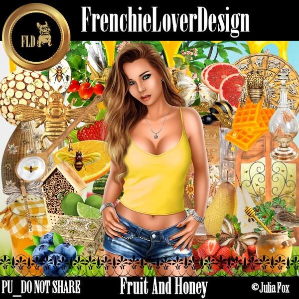 Fruit And Honey