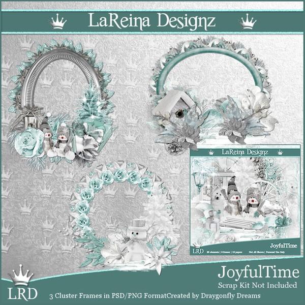 JoyfulTime - Cluster Frames