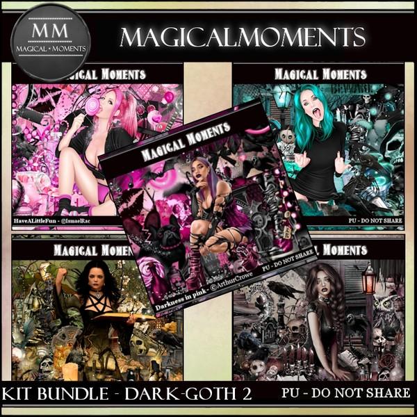Kit Bundle Dark-Goth 2