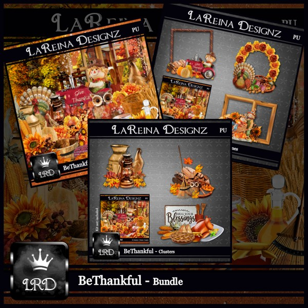BeThankful - Bundle