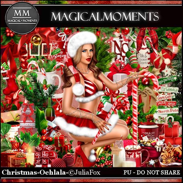 Christmas-Oehlala