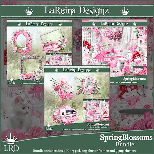 SpringBlossoms - Bundle