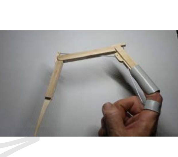 How to make finger extensions V1 (Letter size)