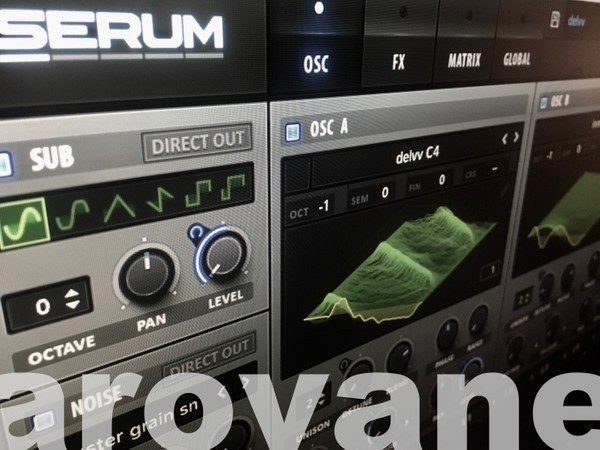 spectral for serum
