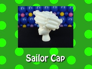 Sailor Cap Balloon Hat Recipe by Steven Jones