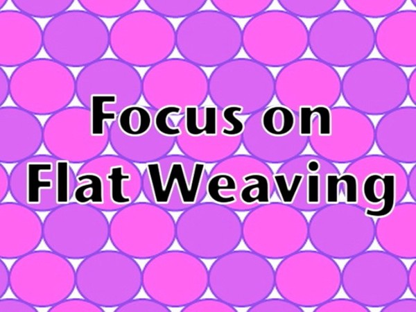 """Focus on Flat Weaving"" with Asi Cohen - Balloon Twisting Instructional Video"