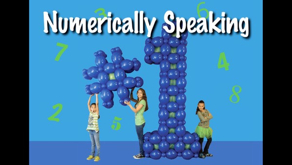 """Numerically Speaking"" with Steven Jones"