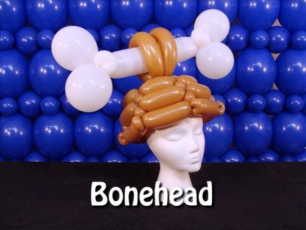 Bonehead Balloon Hat Recipe by Steven Jones
