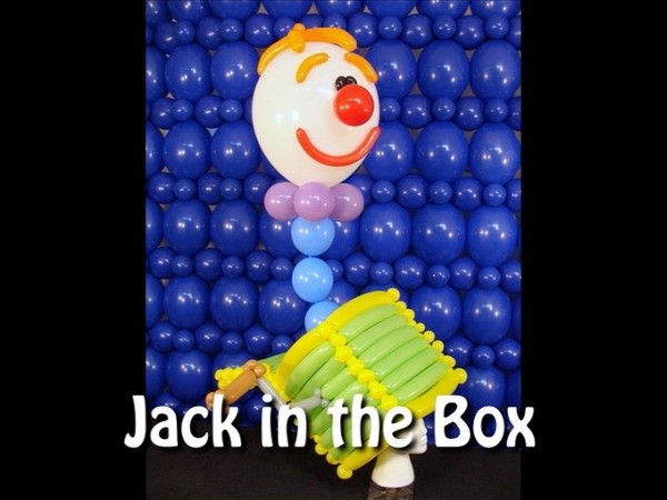 Jack in the Box Balloon Hat Recipe by Steven Jones