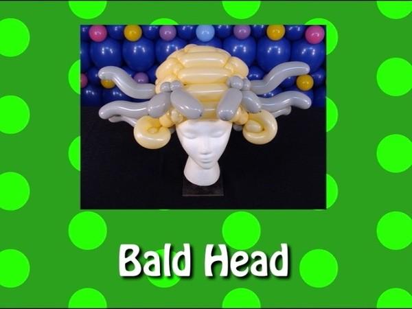 Bald Head Balloon Hat Recipe by Steven Jones