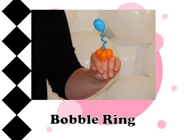 Bobble Balloon Ring Design by Melissa Vinson