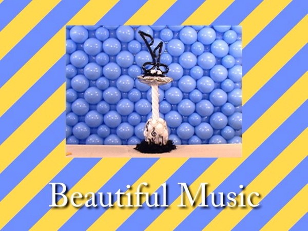 """Beautiful Music"" Table Centerpiece with 'Tope Abulude, CBA - Single Recipe Video"