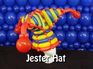 Jester Style Balloon Hat Recipe by Steven Jones