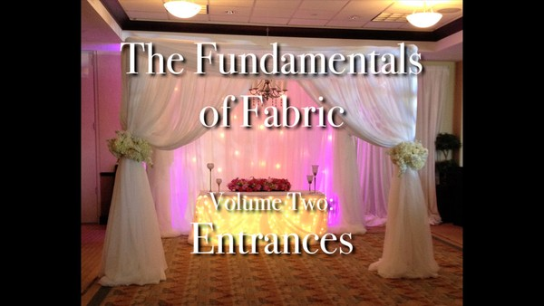 """Fundamentals of Fabric - Entrances"" with Joette Giardina, CBA - Decor Instructional Video"