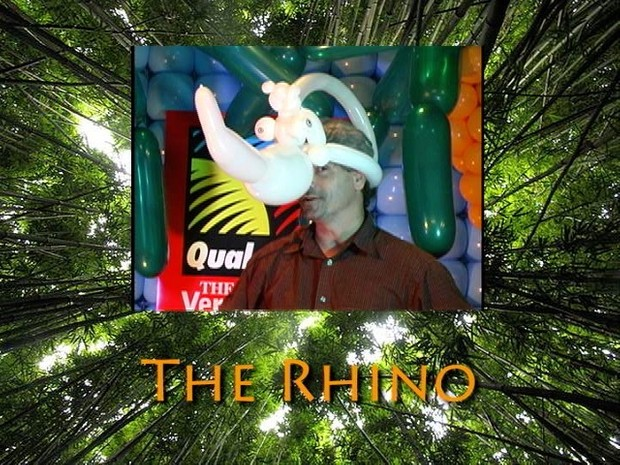 Rhino Hat Twisting Balloon Recipe by Jimmy Leo