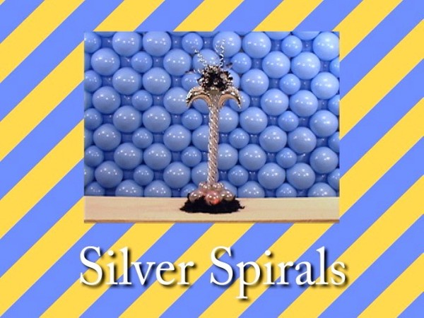 """Silver Spirals"" Table Centerpiece by 'Tope Abulude - Single Recipe Video"