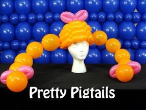 Pretty Pigtails Balloon Hat Recipe by Steven Jones