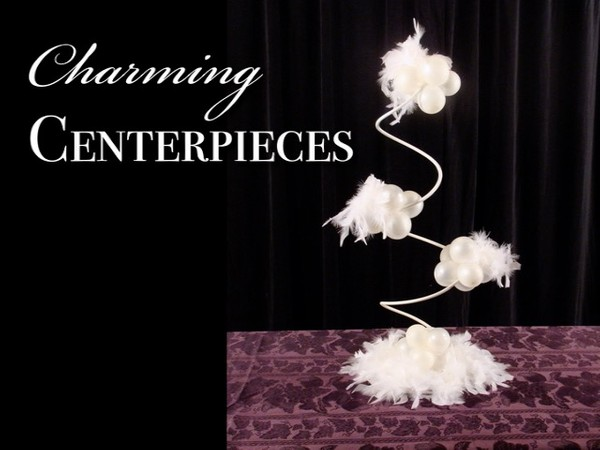 """Charming Centerpieces"" with Melissa Vinson, CBA - Balloon Decor Instructional Video"