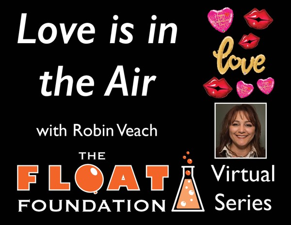 """Love is in the Air"" with Robin Veach"