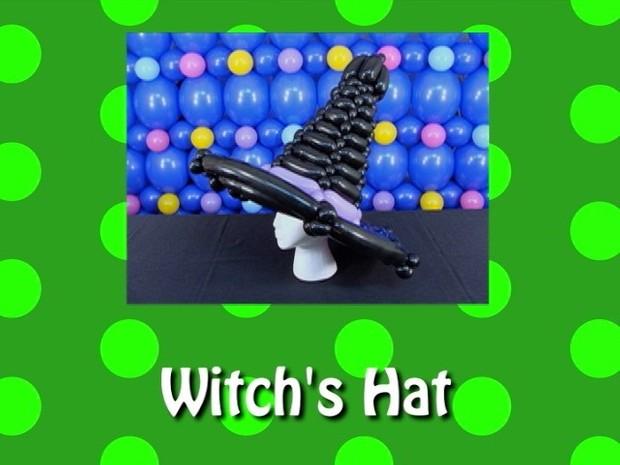 Witch's Hat Balloon Recipe by Steven Jones