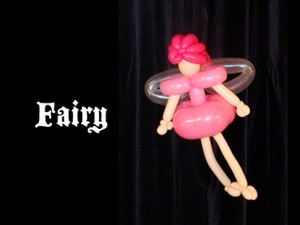 Fairy Twisting Balloon Recipe by Asi Cohen
