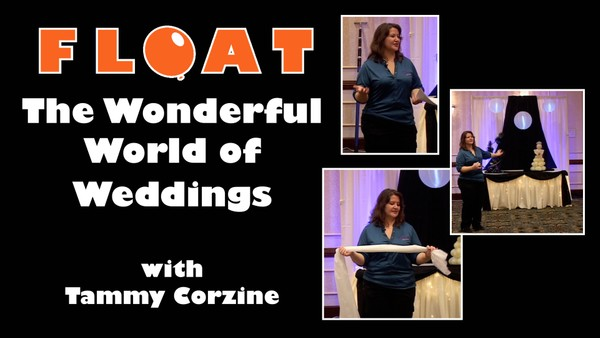 """The Wonderful World of Weddings"" with Tammy Corzine"
