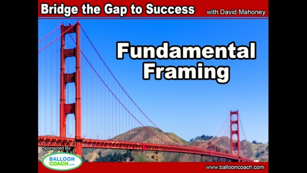 """Fundamental Balloon Framing"" with David Mahoney"