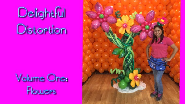 """Delightful Distortions - Flowers"" with Marlys Parra, CBA"