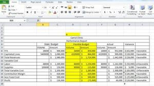 8.4 Gapenski Healthcare Finance - Carroll Clinic: Operating Budget