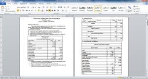 Final Examination  Acct 220: Principles of Accounting I