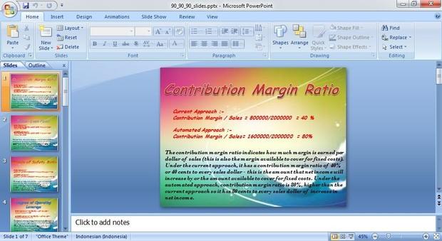 Microsoft® PowerPoint® presentation